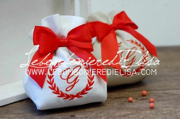 sacchetti porta confetti laurea personalizzati