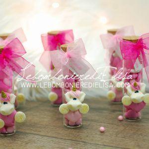 bomboniere unicorni